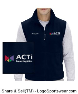 Mens Cathedral Peak II Vest Design Zoom